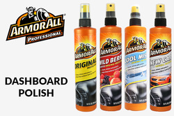 Armorall Dashboard Polish